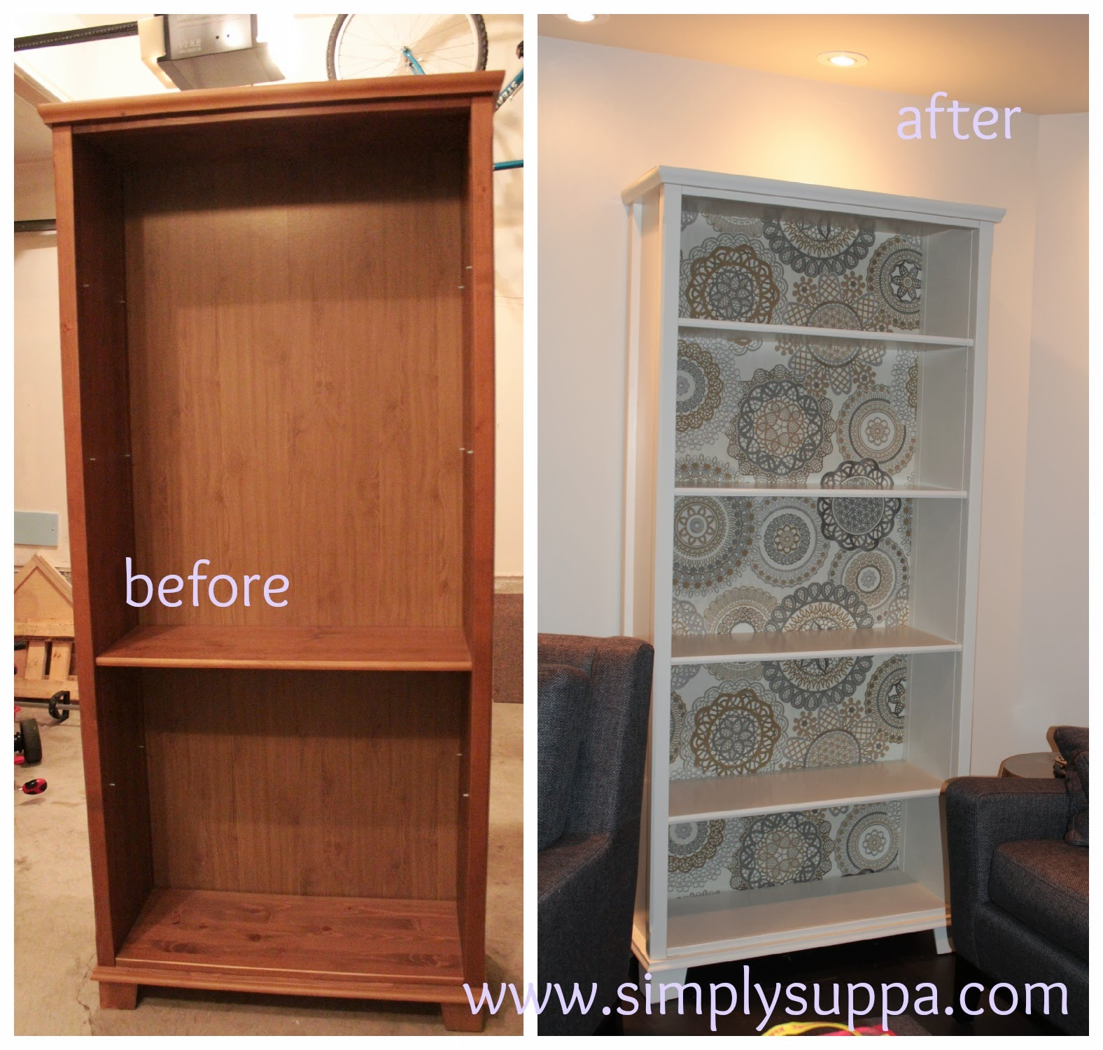 Simply Suppa Another Easy Diy Furniture Transformation