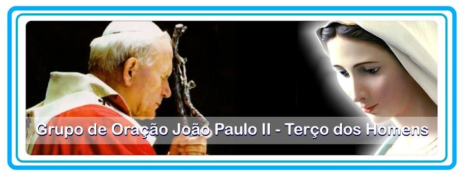 Grupo de Oração João Paulo II Terço dos Homens
