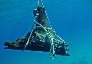 Unterwasser: Funde aus Wrackbergungen vor Sizilien,