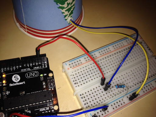 RASER Week 6: Arduino LED Passcode Pad - Part 2