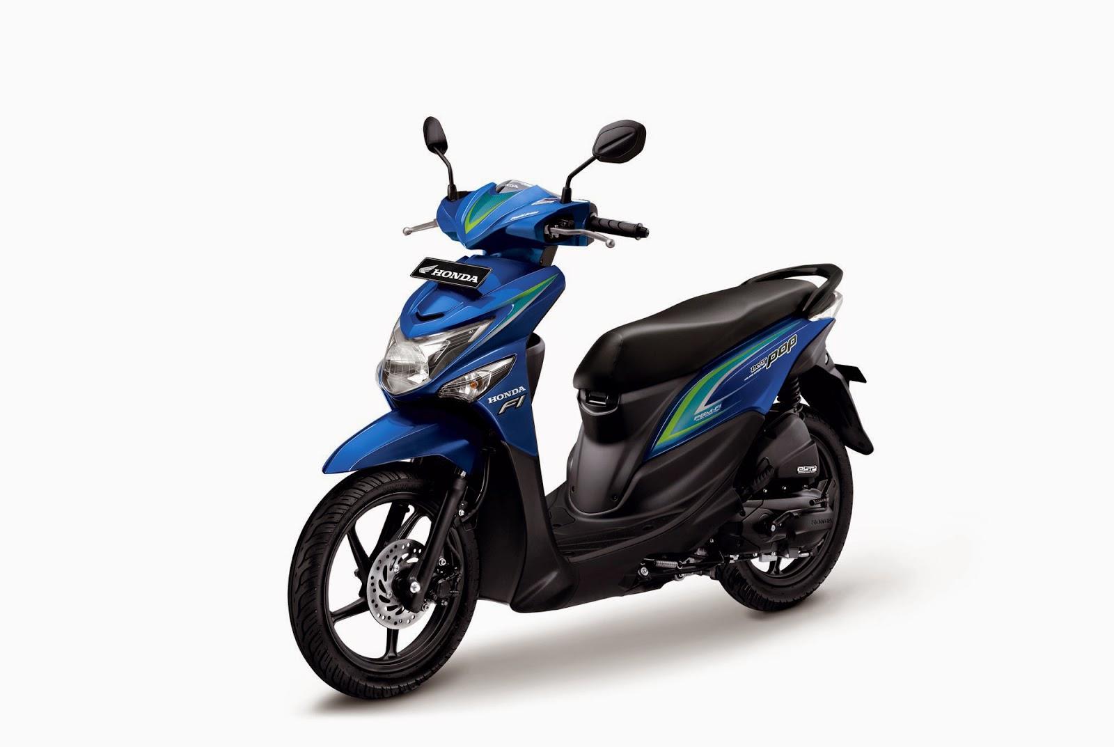 Keluaran Motor Matic Terbaru Awal 2015 di Indonesia