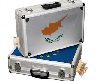 Και επισήμως η Κύπρος κάτω από τις φτερούγες των διεθνών τοκογλύφων