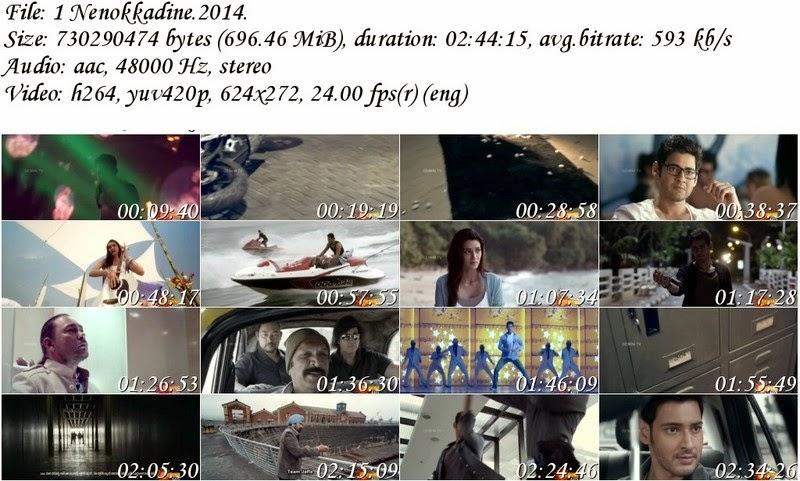1 nenokkadine movie  720p