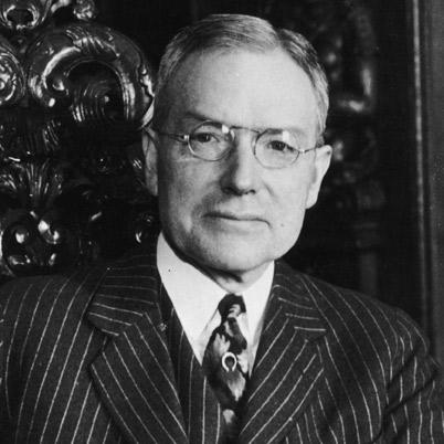 Bespectacled Birthdays: John D. Rockefeller Jr., c.1920s
