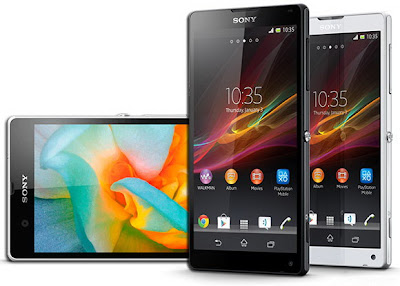 Harga Sony Xperia ZL