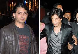 ShahRukh Khan beats up Shirish Kunder