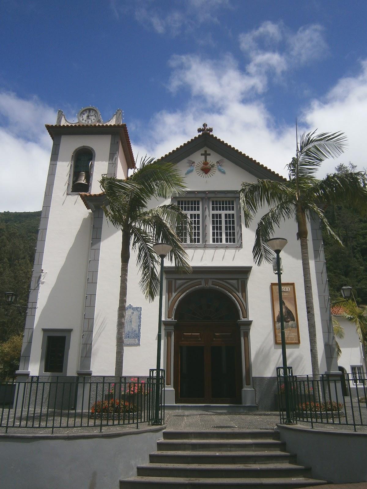 : IGREJA DA FAJÃ DO PENEDO BOAVENTURA SÃO VICENTE (Madeira #385381 1200x1600