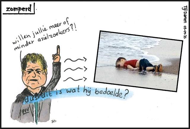 Zomperd - Wat Wilders bedoelde