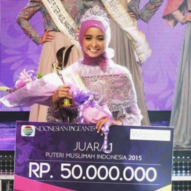 Inilah Juara Putri Muslimah Indonesia 2015