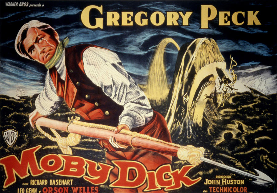 Moby dick gragory peck