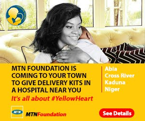 MTN YELLOW HEART