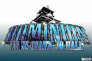 NJPW Dominion 7.5