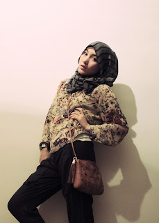 Casual Style with Hana Tajima Part I