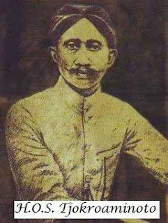 H.O.S. Tjokroaminoto Tokoh Pergerakan Nasional