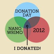 NaNo Donation 2012