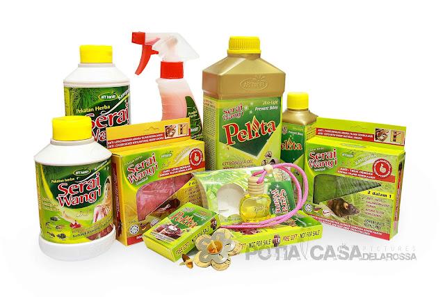 Produk Wangi Afy Haniff
