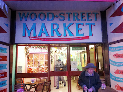 Wood Street Indoor Market