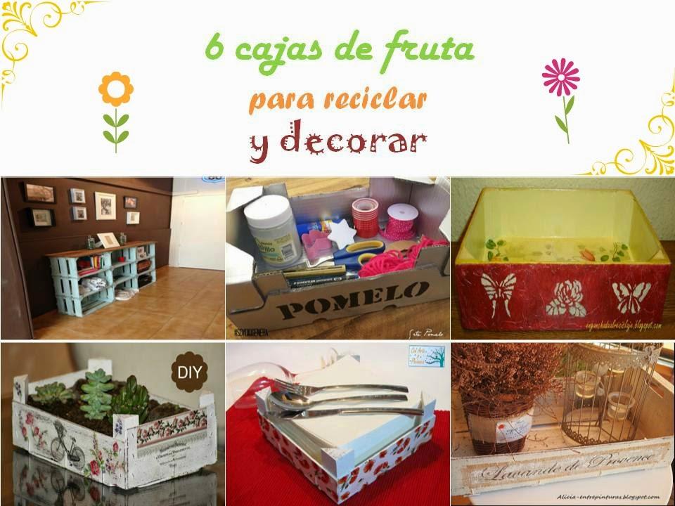 diy, cajas,recicladas,reciclaje,decoracion,transfer,decoupage,pintura,madera,baratas,decorar