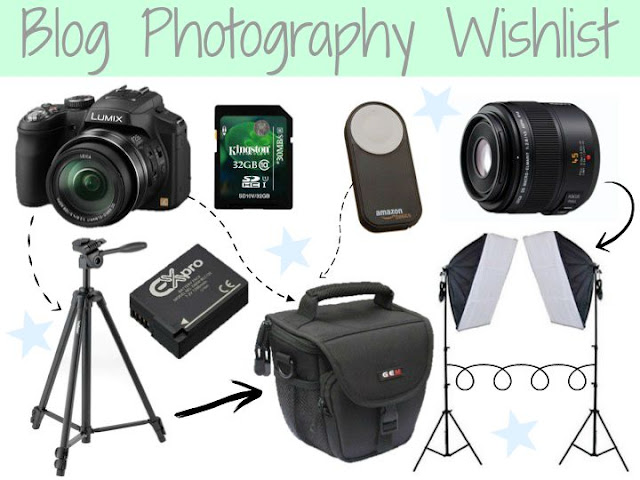 Blog Photography Wishlist