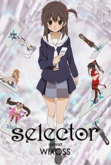 Selector Spread Wixoss-Nữ Sinh Đại Chiến Thẻ Bài Season 2(2014)