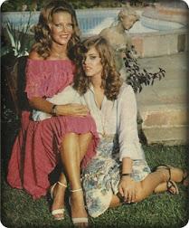 Martha Rocha e Marta Vasoncelos