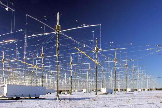HAARP Geo-physical Weaponry Theory