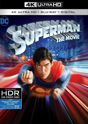 Superman - O Filme 4K 1920x1080 Baixar torrent download capa