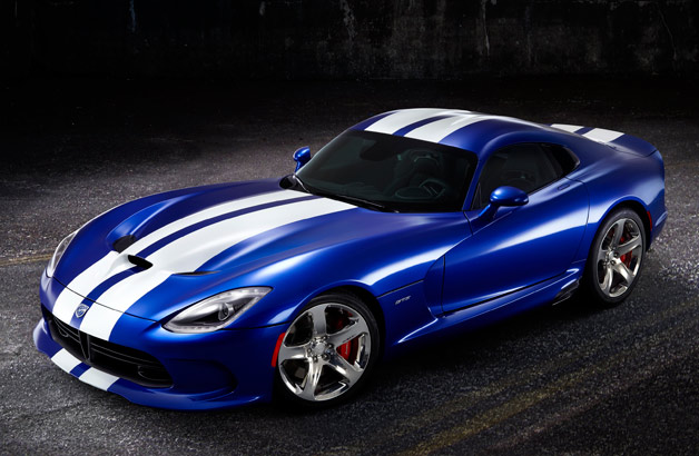 Carnation Auto Blog Dodge SRT Viper GTS The Most Powerful - All sports cars in the world
