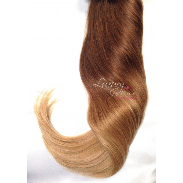 Beautynotes By Kat Ombre Hair Extensions By Luxury For Princess