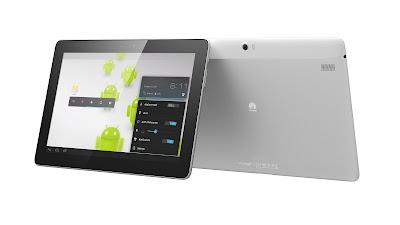 Huawei MediaPad 10FHD - Spesifikasi Tablet Android Layar Lebar Quad Core  - Berita Handphone