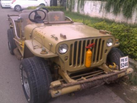 Willy Jeep India: Buy Willy Jeep