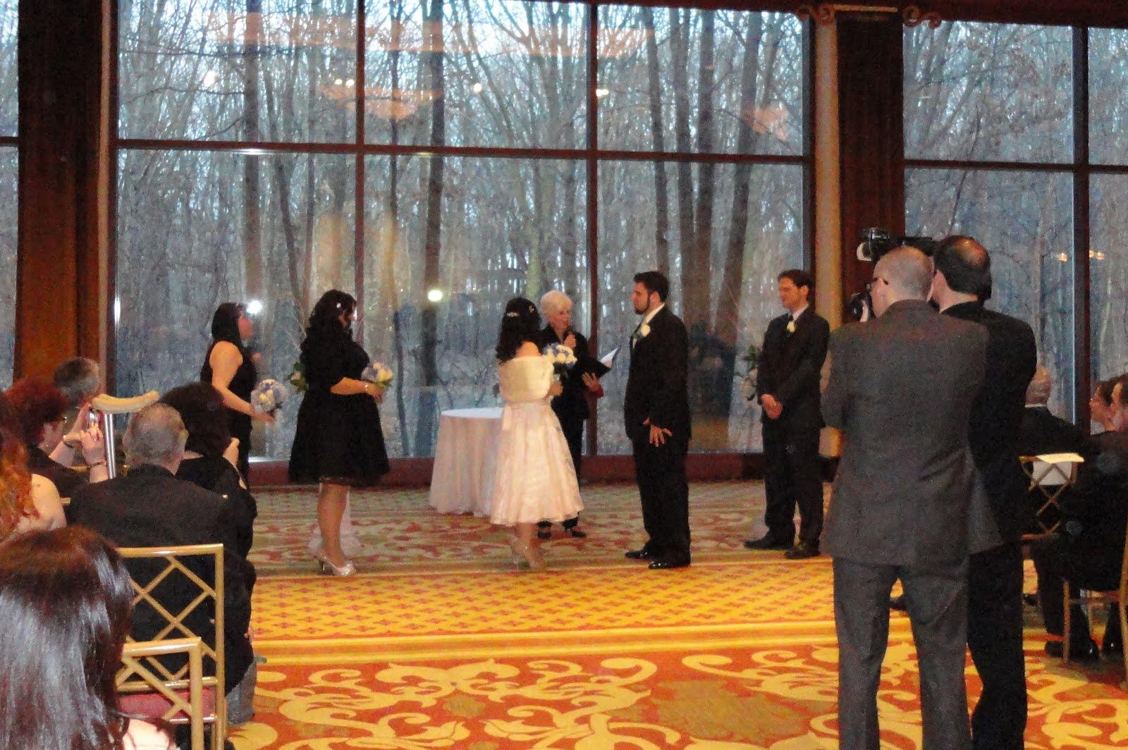 Julie Laudicina Wedding Officiant Ny Nj March 2012