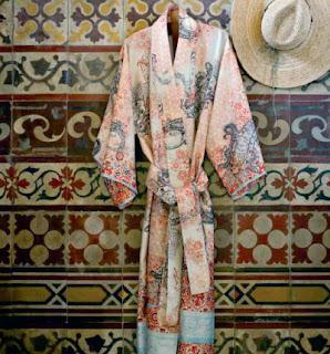 Sciacca Bassetti Granfoulard. Kimono