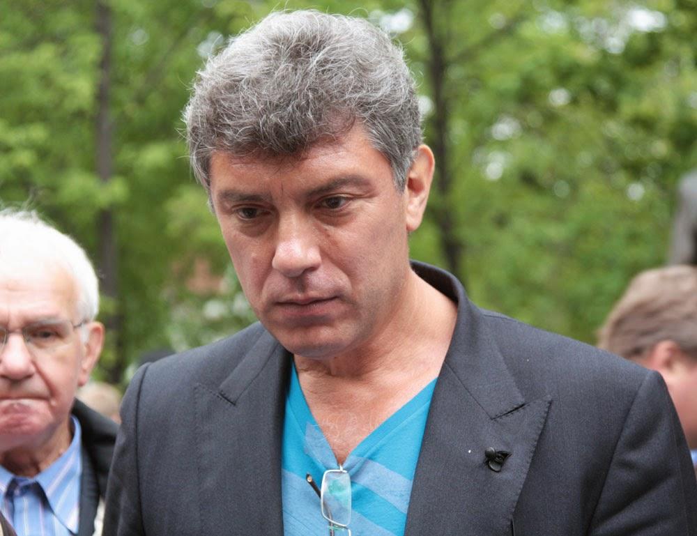 Boris Nemtsov's Murder: