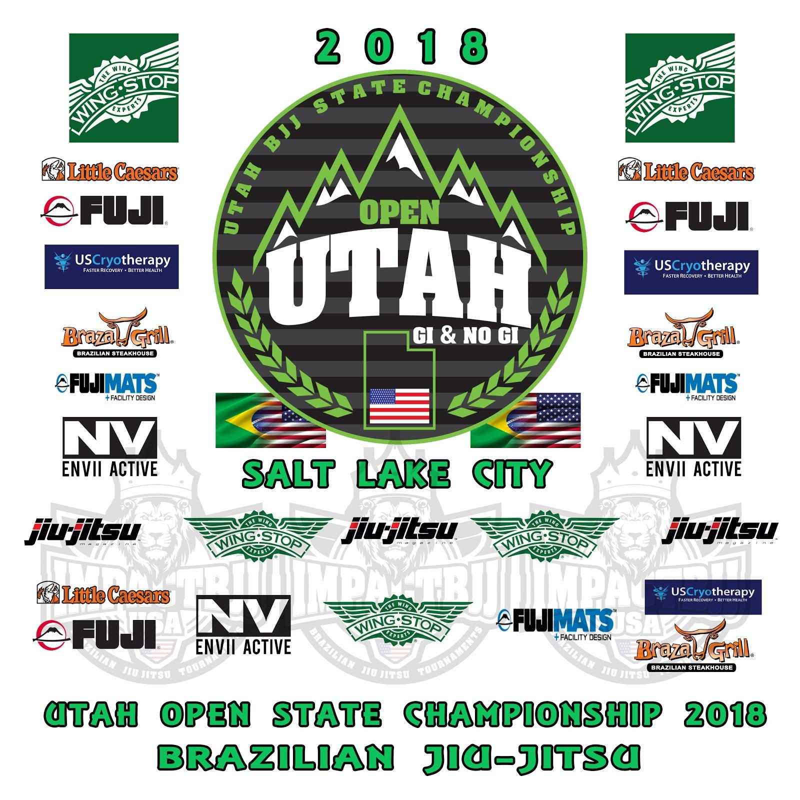 UTAH OPEN 2018