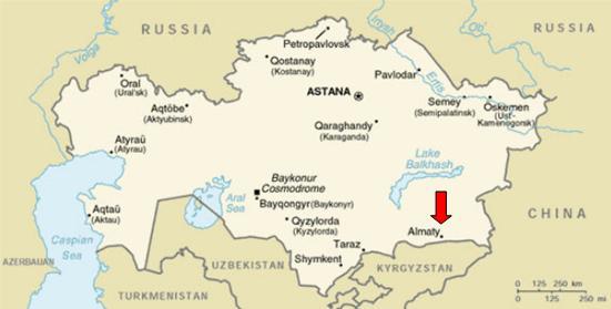 Christophers Expat Adventure Almaty Kazakhstan
