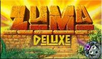 Game Zuma Deluxe logo