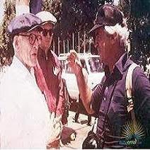 El Padre Luis Quinn y el Profesor Juan Bosch