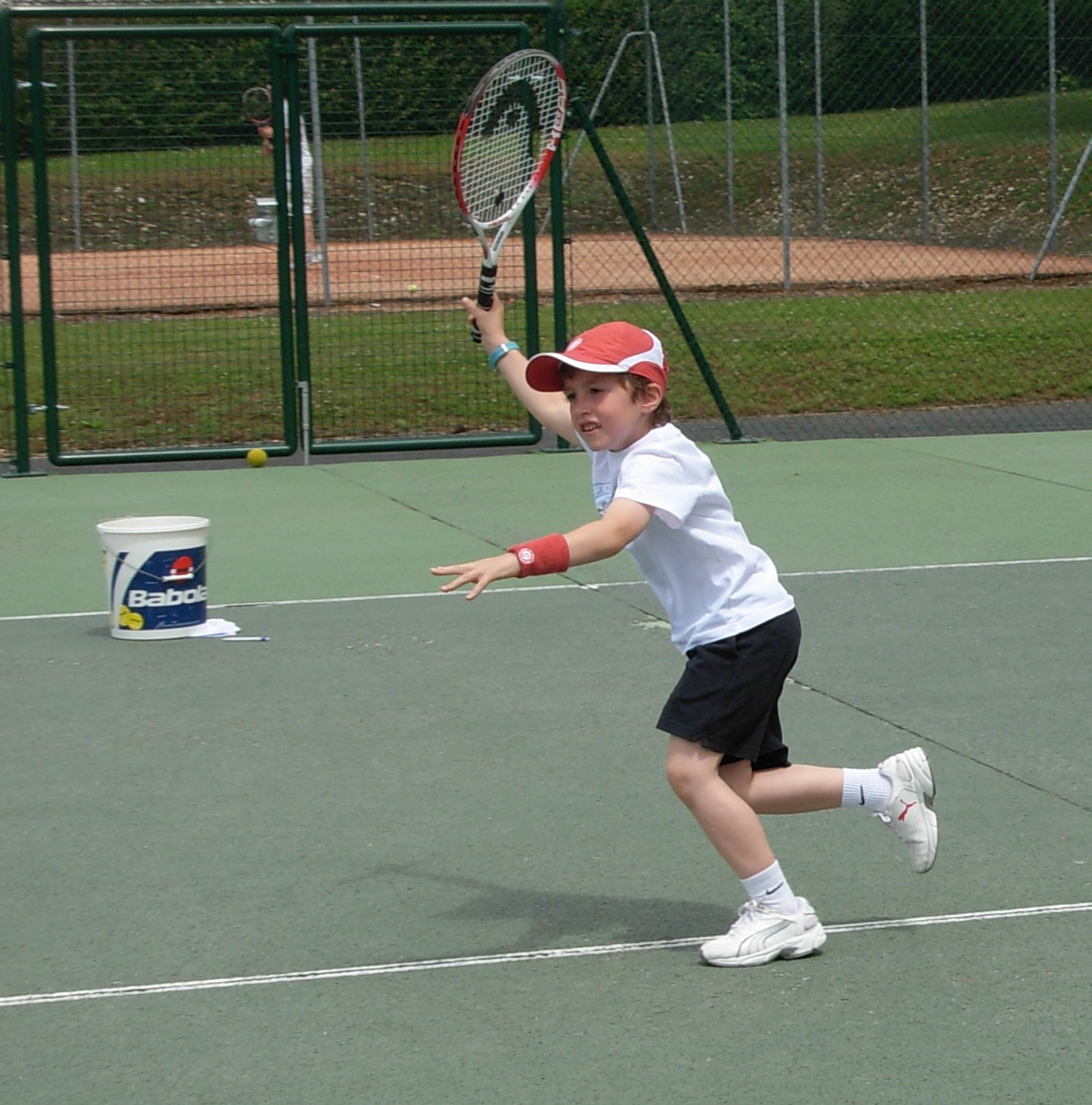 Asptt tennis ch teauroux ecole de tennis for Cours de tennis en ligne