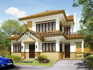 Elisa House Model at Mission Hills Antipolo