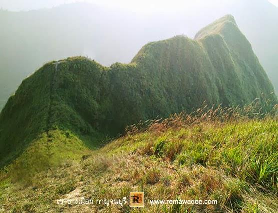 สะพานเมฆ เขาช้างเผือก จ.กาญจนบุรี