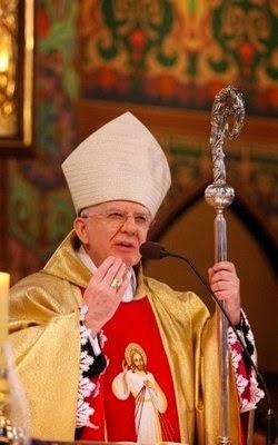 Biskup Marek Jędraszewski Łódź