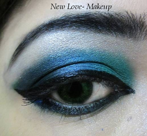 Loreal Electric Eye Contest Entry 12- Color Blocking