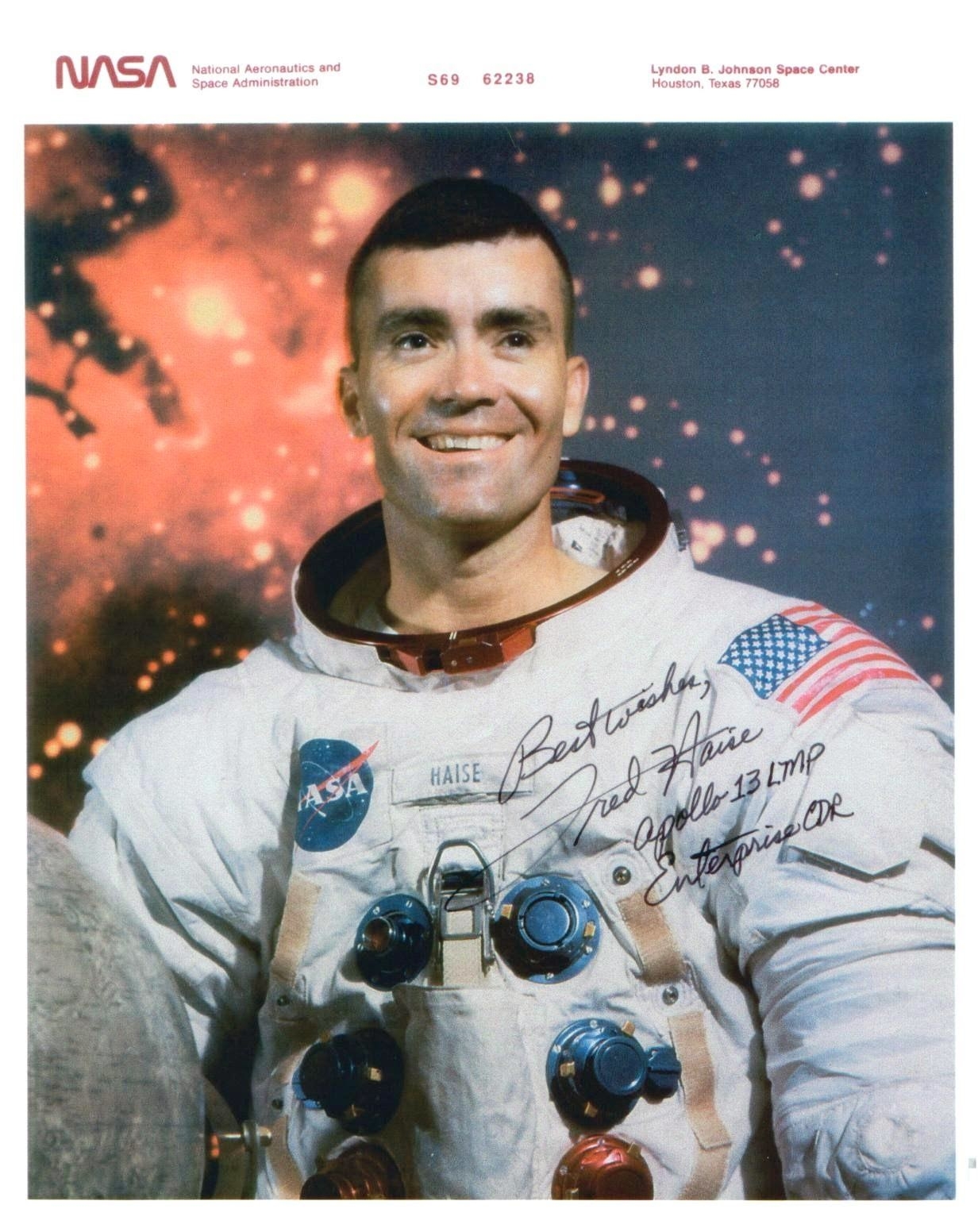 Apollo 13 Quotes Awesome space quotes / souvenirs d'espace: interview de fred haise