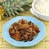 Slow Cooker Luau with Kalua Pork