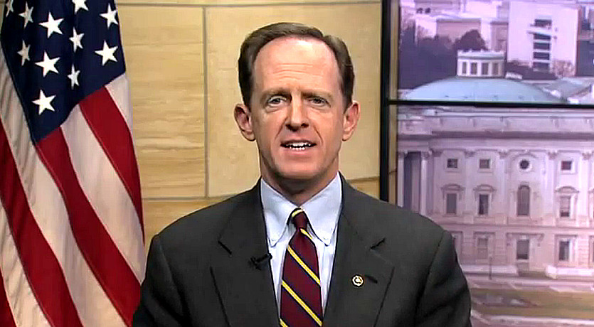 Pat Toomey Weekly Republican Address VIDEO 11/19/11
