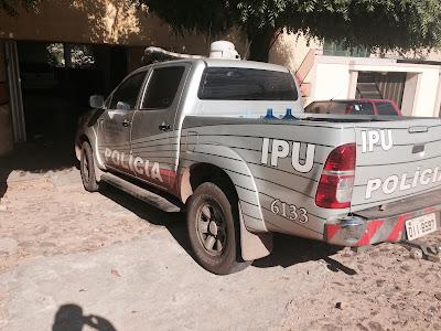 IPU: Adolescente é detido após confessar ter praticado dois homicídios.