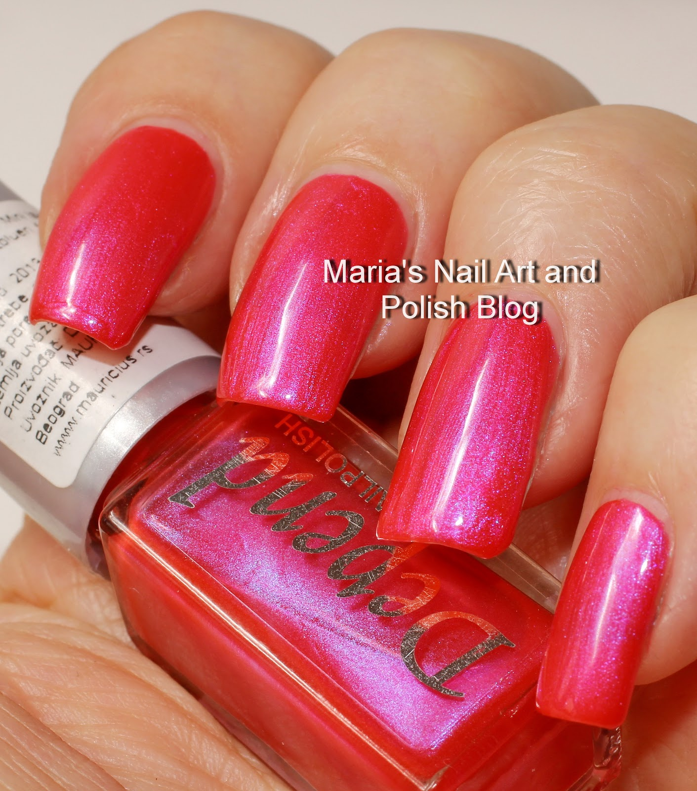 Marias Nail Art And Polish Blog Flushed With Stripes And: Marias Nail Art And Polish Blog: Depend Swatches: 122, 318