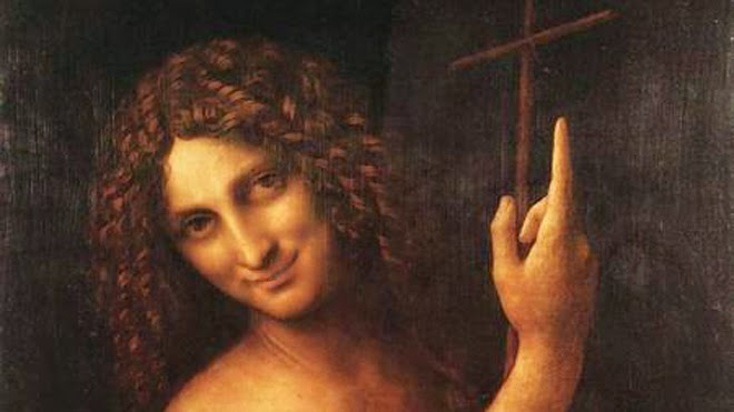 The Mysterious Bible: Scene of John the Baptist's Early Life and ...