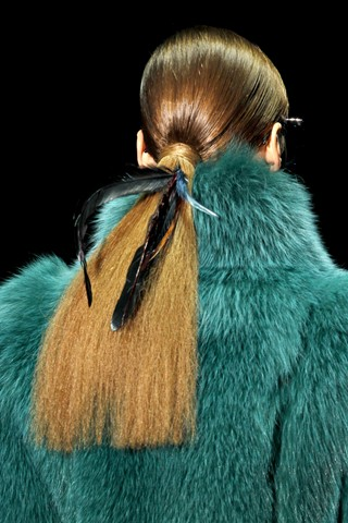 trend hair 2012